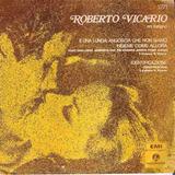 Roberto Vicario En Italiano Simple Con Tapa Arg. .