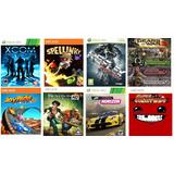 Cuenta Completa Con Juegos Digitales Para La Xbox 360