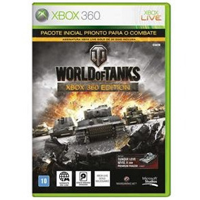 Jogo World Of Tanks - Xbox 360