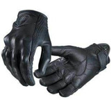 Guantes Icon Pursuit Motociclista Piel Deportivo Cafe Racer