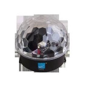 Luz Led Bola Crystal Magic Ball Light!! Envio Gratis!!