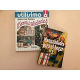 Manualidades Con Marina Orcoyen Utilisima Libros En Mercado Libre