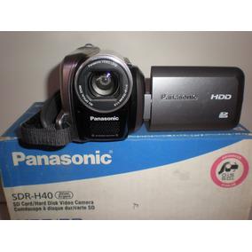 Video Camara Panasonic Sdr-h40 (vendo O Cambio )