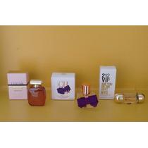 Kit De Miniaturas Perfume Importado , Produto Original.