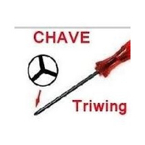 Chave Y - Nintendo - Tri-wing - Envio Até 4 No Mesmo Frete!!