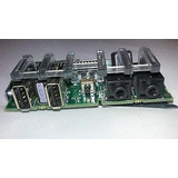 Painel Frontal De Áudio Usb Genuine Dell P/n R6187 0ry698
