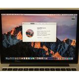 Macbook Pro Retina 13 2015 I5 2.7ghz 8gb 10/10!!