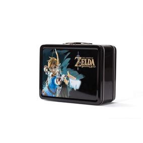 Kit Lonchera + Accesorios Nintendo Switch Zelda Breath Otw