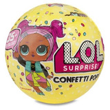 Lol Surprise! Series 3 Confetti Pop Muñecas 9 Sorpresas 2018