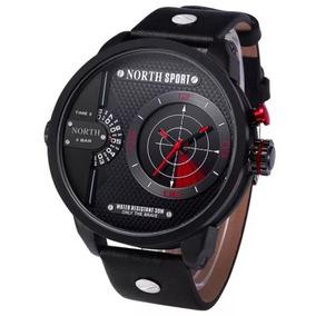 Relógio Masculino-north 6012 Radar