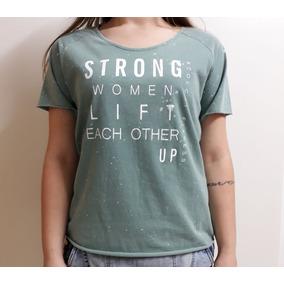 469c46ced Kit Camisetas Colcci Femininas - Calçados, Roupas e Bolsas no ...