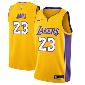 Camisa Regata Basquete Los Angeles Lakers Chamberlain - Camisetas e ... cb6b0690b3148