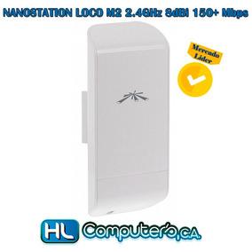 Ubiquitui Nanostation Loco M2 2.4 Ghz 8dbi