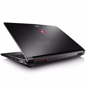 Notebook Gamer Msi Gt62 Vr Dominator Pro I7 Gtx1070 16g