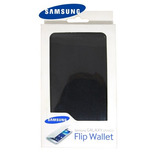 Capa Flip Wallet Galaxy Gran2 Duos - Preto - Original