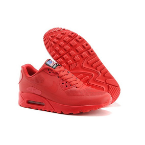 Air Max 90 Hyperfuse Independence Rojo Red Envío Dhl