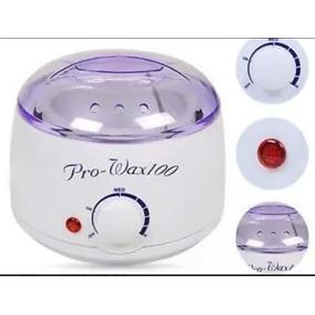 Olla Calentadora Calentador De Cera Para Depilar Pro Wax