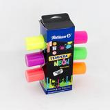 Temperas Color Neon X 6 Pelikan