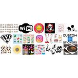 Stickers, Calcomanias Personalizadas