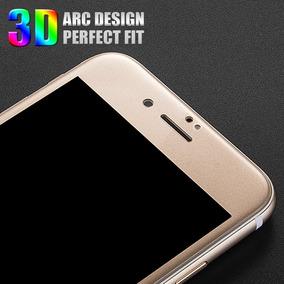 Iphone 7 Screen Protector Elekmate Full Tempered Gl -dorado