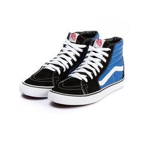 Tênis Vans Sk8-hi - Azul