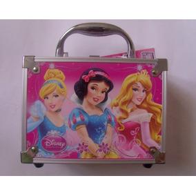 Maleta De Maquiagem Infantil Princesas