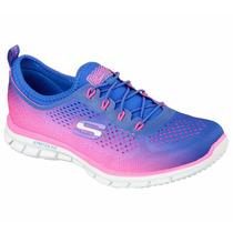 Zapatos Skechers Para Damas Glider Fearless 22713 - Ryhp