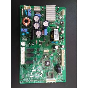 Tarjeta Pcb Main Refrigerador Lg Modelo Gt46bgp