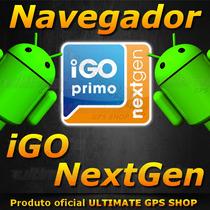 Atualização Gps 2016 Igo Primo Nextgen - Android - Novo!