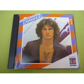 Los Grandes Exitos De Emmanuel Vol 2 Cd 1984 Importado U.s.a