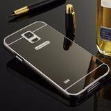 Capa Capinha Bumper Aluminio Espelhada Galaxy S5 I9600 G900m