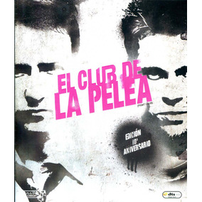 Bluray El Club De La Pelea ( Fight Club ) 1999 - David Finch