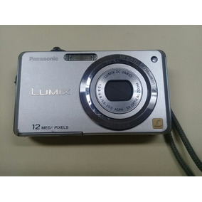 Camara Digital Lumix Panasonic 12mp