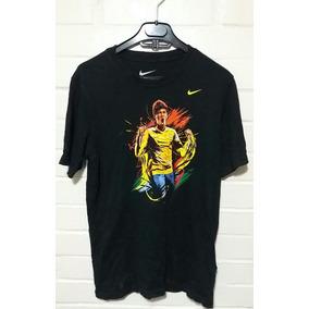 7979ecc7f33d5 Polera Neymar Júnior Original Nike Talla S m