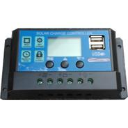 Regulador Para Panel Solar 12v 24v 30a - Electroimpulso