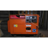 Planta Electrica Diesel 5.5 Kva Max Motor