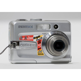 Camera Digital Pentax Optio E10 3x
