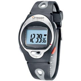 Relógio Monitor Cardíaco Oregon Com Clipe Para Bike Hr102n