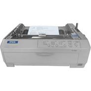 Impressora Epson Matricial Fx890 Tampa Frontal - Bivolt
