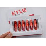 Kylie Jenner Valentine -envio Gratis 6 Labiales Set