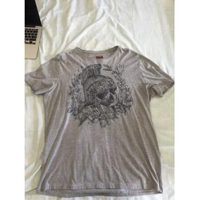 Camiseta Vide Bula Original Cinza Claro Tam. Gg Rara