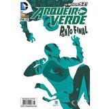 Arqueiro Verde - Os Novos 52! - 1ª Série / Panini N°15