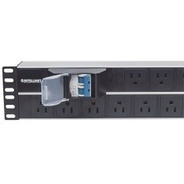 Barra Pdu Intellinet 15 Cont Gab/rack 2u Vs Cortos 714075