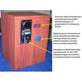 Despachador Automático De Agua En Garrafones