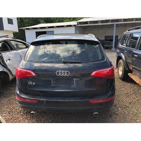 Tampa Mala Traseira Audi Q5 Com Vidro