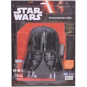 Kit Remera + Accesorio Darth Vader Licencia New Toy