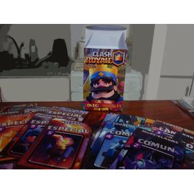 Cartas Clash Royale Impresas Colección 78 Cartas