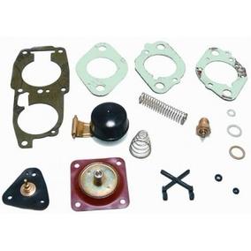 Kit Carburador Solex Uno Boia 35017 F151 Gas/alc