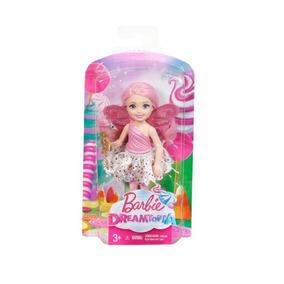 Barbie Villa Caramelo Surtido Chelsea Surtido Vestido Blanco