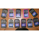 Forro Dobles Blackberry Geminis 8520 100% Nuevos